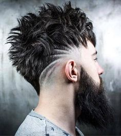 Trendy Undercut Hair Ideas for Men In Are you looking for different hairstyles or new hair ideas to try? Here is the gallery of simple and classic hairstyles which continues to be a trendi. Trendy Mens Hairstyles, Edgy Haircuts, Classic Hairstyles, Undercut Hairstyles, Boy Hairstyles, Haircuts For Men, Popular Hairstyles, Boys Haircut Styles, Hair And Beard Styles