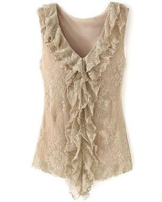 panache: LACE TOPS AND DRESSES