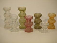 oberglas_maljakot_5_big Finland, Scandinavian, Candle Holders, Blessed, Candles, Ceramics, Big, House, Candy