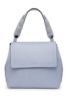 f3d6cb378e Image of French Connection Celia Top Handle Flap Bag Handle
