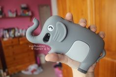 Elephant phone case I want this sooo bad!