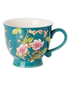 VINTAGE mugg mörkgrön   Mugs/cups   null   Glas & Porslin   Inredning   INDISKA Shop Online