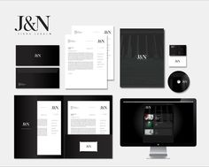 7 examples of Corporate & Brand Identity for Law Firms