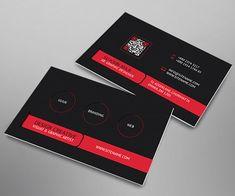 black-color-company-profile-designer Bilboard Design, Company Profile Design, Good Company, Business Cards, Design Inspiration, Branding, Concept, Google Search, Color