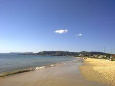 Praia de Jurerê no outono - Floripa / SC