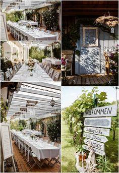 Hochzeitslocation im Freien: Die Träumerei im Burgenland