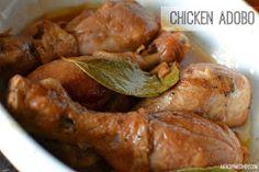 A.k.a. Chymecindy: Filipino Recipe: Chicken Adobo