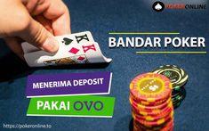 Situs Bandar Poker Online Terbaik 2020 dengan permainan terlengkap dan terbaik Poker Online, Malang, Slot, Dan