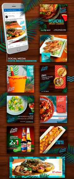 Showcase and discover the latest work from top online portfolios by creative professionals across industries. Social Media Detox, Social Media Ad, Social Media Branding, Social Media Banner, Social Media Template, Food Graphic Design, Food Design, Marketing Presentation, Social Media Marketing Agency