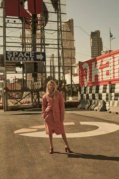 Harper's Bazaar Russia May 2017 Natalia Siodmiak by Agata Pospieszynska - Fashion Editorials