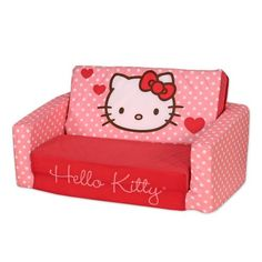 Hello Kitty Kids Sleeper Sofa