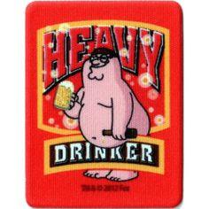 Family Guy Tech Tats HEAVY DRINKER | Fox Shop