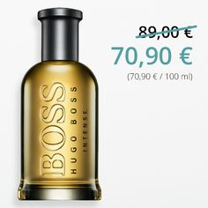 #Hugo Boss Bottled Intense im #Preisvergleich – Das sind Erfolg, Stil und pure Männlichkeit – ein Duft für den selbstbewussten Mann.