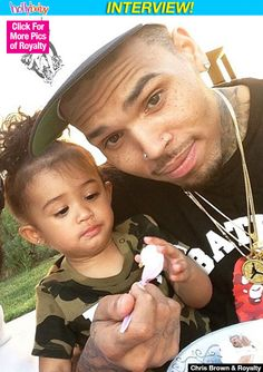 Chris Brown: Royalty Comes 1st — I'm Making Music & Performing To Take Care OfHer