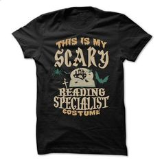 Reading Specialist - Costume Tshirt - #tumblr hoodie #sweatshirt embroidery. PURCHASE NOW => https://www.sunfrog.com/Holidays/Reading-Specialist--Costume-Tshirt.html?68278