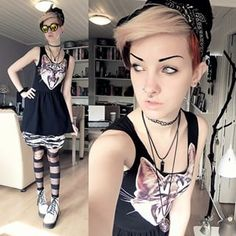 psychara outfits - Google Search