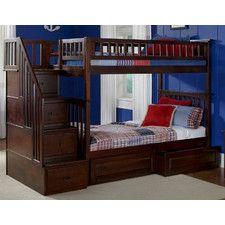 Walnut Street Loft Bedroom Collection