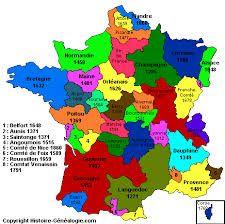 """Résultat de recherche d'images pour """"anciennes regions de france"""""""