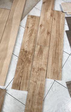 wood tile floor How to choose wood look tiles for - flooring Wood Like Tile Flooring, Timber Tiles, Wood Look Tile Floor, Wooden Floor Tiles, Faux Wood Tiles, Wood Plank Tile, Porcelain Wood Tile, Basement Flooring, Living Room Flooring