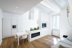 4 Small Apartment Interiors Embracing Character Themes