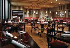 French cuisine, Frankfurt Marriott Hotel
