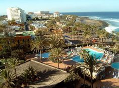 Tenerife Spain...Our Honeymoon almost 20 years ago,