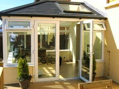 Glass Conservatory Roof, Conservatory Roof Insulation, Conservatory Interiors, Conservatory Kitchen, Conservatory Ideas, Roofing Options, Roofing Systems, Warm Roof, Sunroom Windows