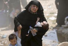 I am fleeing my home Syria