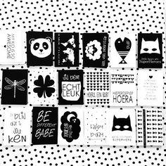 kaarten en posters - winkeltjevananne.nl #kaarten #interieur ...
