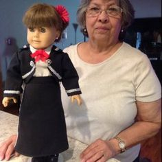 Mariachi charra suit traje black gabardine gold trim fits 18 in like American Girl doll Folklorico Dresses, Mariachi Suit, Tie Pin, Boy Doll, American Girl, Dress Up, Suits, Fitness, Beautiful