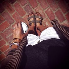 Trendy How To Wear Birkenstock Summer Style 62 Ideas 20s Fashion, Summer Fashion Outfits, Spring Summer Fashion, Womens Fashion, Summer 2015, Summer Fun, Street Fashion, Carrie Bradshaw, Looks Style