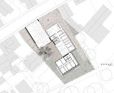 Grundriss Erdgeschoss Town Hall, Oslo, Planer, Floor Plans, Diagram, Graphics, Inspiration, Design, Home