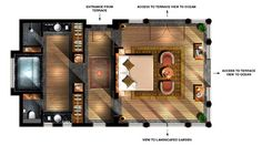 resort plan 4 #plan #bedroom