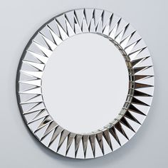 Christopher Knight Home Jade Round Deco Mirror