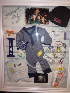 ️NICU shadow box