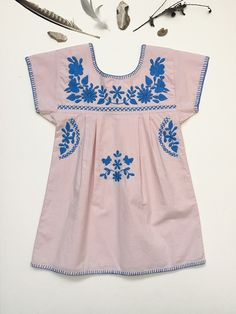 Image of Girl - 'Jane' Dress - Blush