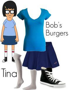 tina bob's burgers cosplay