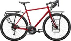 It was not long ago when the best touring bikes were best left for a custom-build. But now in there are so many excellent touring options available! Touring Bicycles, Touring Bike, Bicycle Shop, Bicycle Parts, Road Bike Women, Bicycle Women, Trekking, Zwift Cycling, Bicycle Drawing
