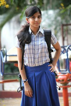 Girl in Uniform 😘 Beautiful Girl Photo, Cute Girl Photo, Beautiful Girl Indian, Beautiful Girl Image, Most Beautiful Indian Actress, Indian Girl Bikini, Indian Girls, Stylish Girl Images, Stylish Girl Pic