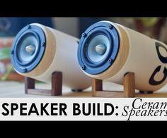 Big Speakers, Built In Speakers, Bluetooth Speakers, Audio Amplifier, Hifi Audio, Car Audio, Bose, Woofer Speaker, Woodworking Tools For Beginners