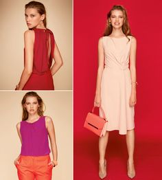 Read the article '50 Shades of Pink: 10 New Sewing Patterns for Women' in the BurdaStyle blog 'Daily Thread'.