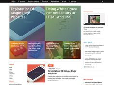 DW_Argo - Best WordPress Blog Themes
