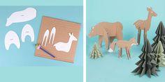 Un bricolage de Noël facile et rapide à faire avec les enfants
