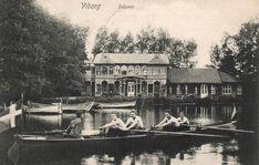 Viborg Billeder- Luftfotos, seværdigheder billeder af byrådet mv. Viborg, Back In Time, Good Old, Past, In This Moment, Mansions, Country, House Styles, Building