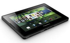 BlackBerry PlayBook alcança marca de um milhão de tablets ativos