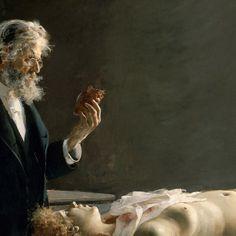 Anatomy of the heart; And she had a heart! Autopsy, Enrique Simonet