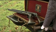 This is the best video ad out there by  Holland & Holland. They make shotguns that cost more that most peoples house.