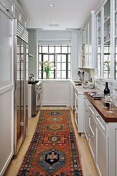 how to transform kitchen cabinets project spotlight renovated galley style kitchen in a 7373