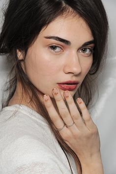 Have You Heard of the Negative Space Nail Trend? These Pics Prove It's a Must-Try