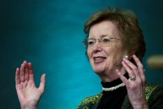 Mary Robinson suggests going vegan to reduce carbon footprint eco vegan – Science Alcove – Science Content, Lesson Plans, Worksheets - Responsible